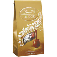 Lindt Chocolates packed in this sweet little bag. Can be attached to any bunch of flowers. 125g