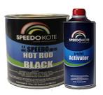 SMR-456 Speedo Hot Rod Black