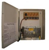 16 Channel Camera Power Box 10AmP