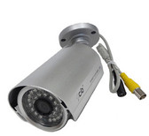 1/3 Sony CCD High Resolution Day Night  Infrared Color Camera 480TVL 80FT with Bracket -- CUC8756