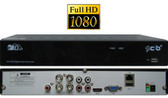 True Full HD-TVI/HD-AHD/ IP Hybrid 4CH 1080P, plus 2CH 4MP IP, 1080P HDMI Output,  P2P Network Remote Viewing