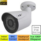 True Full HD-TVI 1080P 2.1 Mega Pixel  Analog Bullet Color Day Night Camera --- UTV80P56W