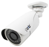 True Full HD-TVI 5 MegaPixel Analog Vandal Bullet Color Day Night Camera --- CJ5M56W