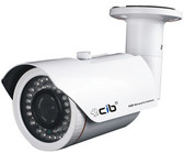 High Definition Network 1080P 2M IP Bullet camera with Sony CCD Image Sensor