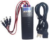 CCTV 12V DC 2000mA Power Adapter Transformer  4 Output