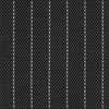 thumbnail image of Sambonet Linea Q Table Mats Table mat, black pin-striped, 16 1/2 x 13 inch