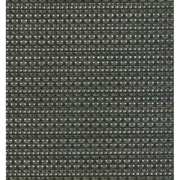 Sambonet Linea Q Table Mats Table mat, dark melange, 16 1/2 x 13 inch