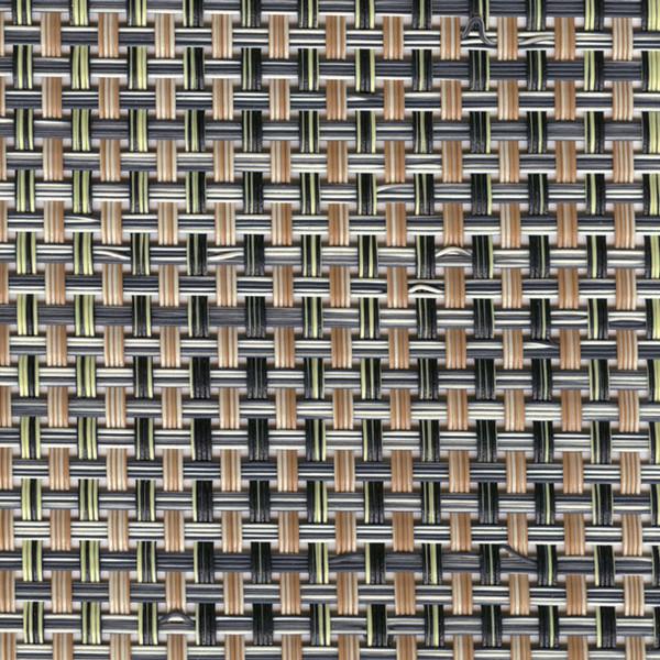 Sambonet Linea Q Table Mats Table mat, light melange, 18 7/8 x 14 1/8 inch