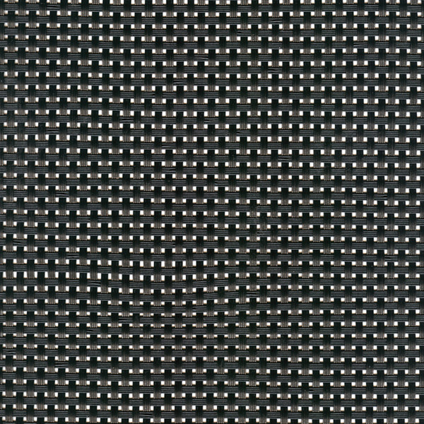 Linea Q Table Mats  Table mat, black, 18 7/8 x 14 1/8 inch