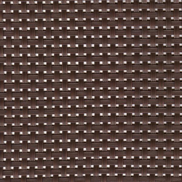 Sambonet Linea Q Table Mats Table mat, brown, 18 7/8 x 14 1/8 inch