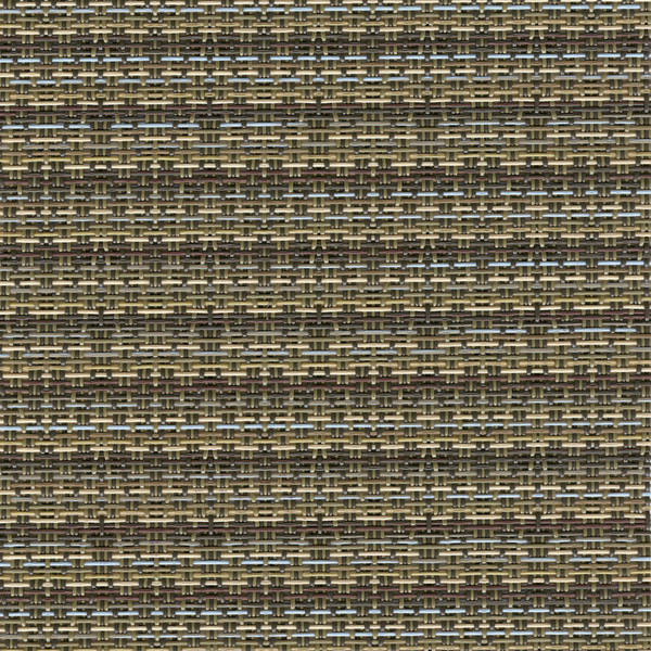 Sambonet Linea Q Table Mats Table mat, straw, 16 1/2 x 13 inch