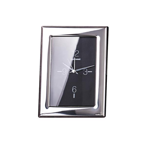 Clock  Flat Clock, 3 1/2 x 5 inch