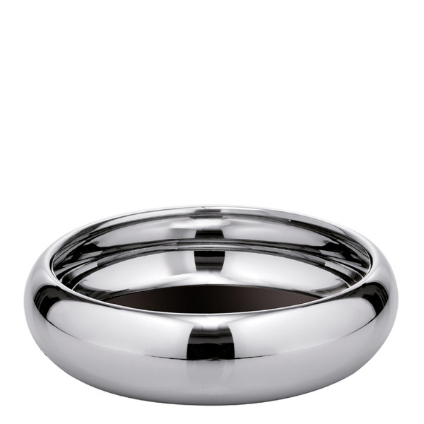 Sphera Stainless Steel Spare glass for candle holder, 9 1/2 inch