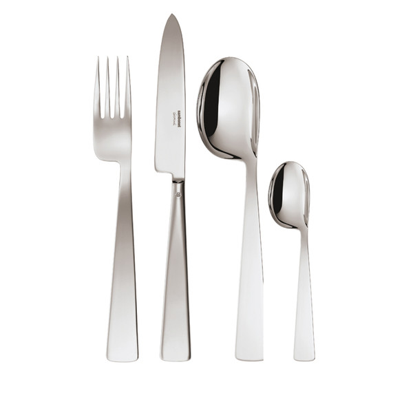 Kids Set Stainless Steel Conca Gio Ponti - Kids Set 4 pcs