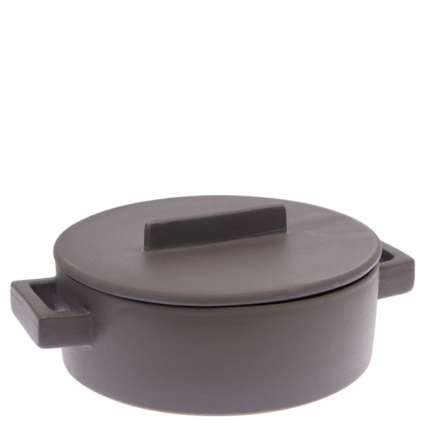 write a review for Sambonet Terra Cotto Casserole pot, 2 handles with lid, Nutmeg