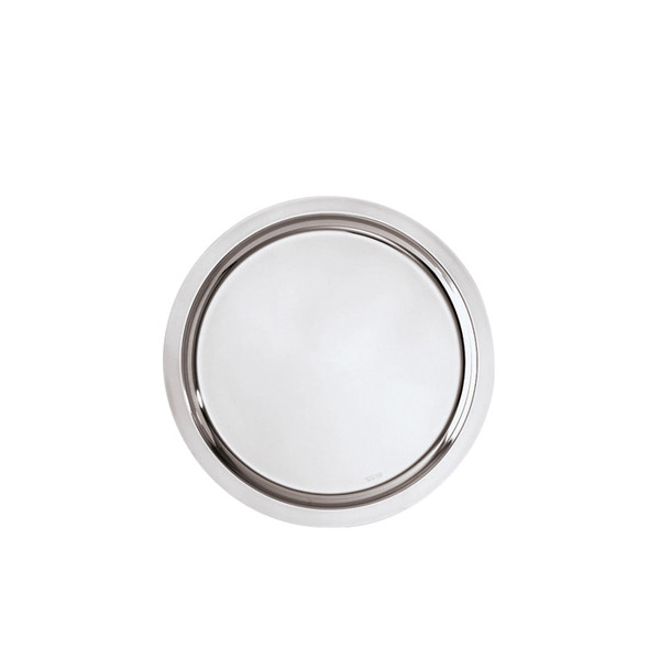 Elite Stainless Steel Round tray, 11 3/4 inch
