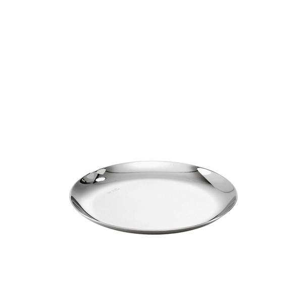 Elite Stainless Steel Saucer, 3 1/2 inch
