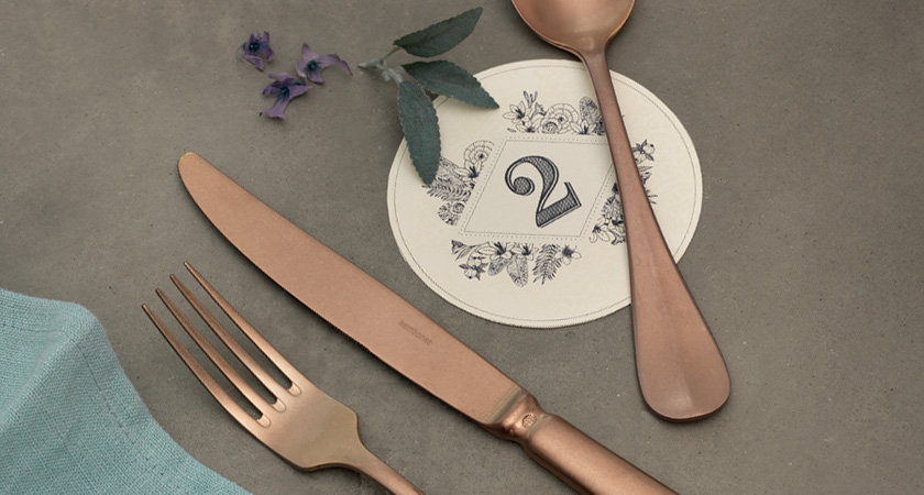 Special Finish Flatware