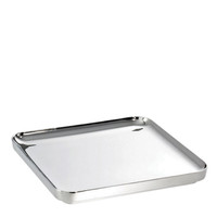 Sambonet T Light Square tray, 13 3/4 x 13 3/4 inch