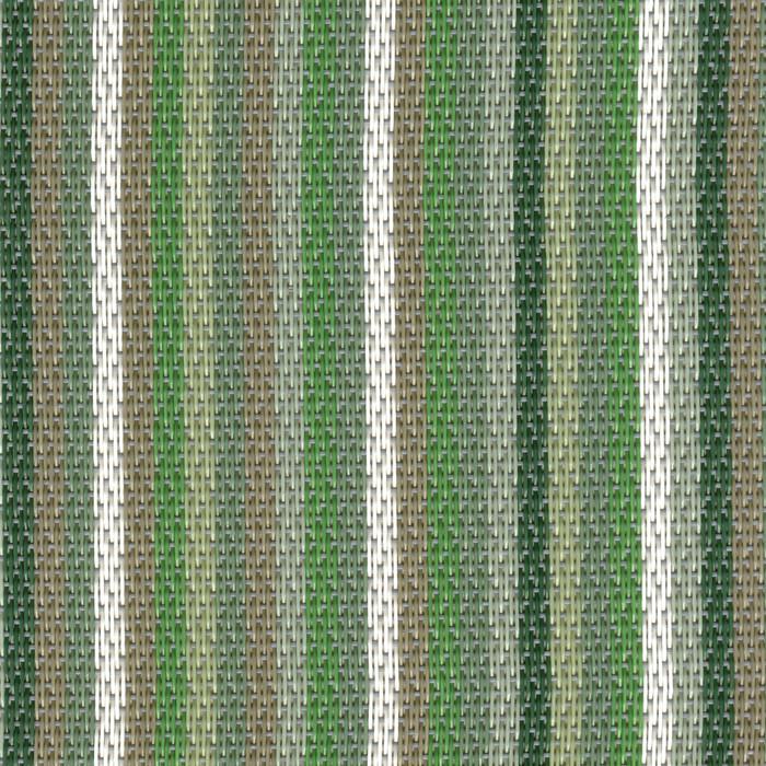 Sambonet Linea Q Table Mats Table mat, grey stripes, 16 1/2 x 13 inch