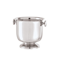 Sambonet Elite Ice bucket, 6 1/2 x 5 7/8 inch