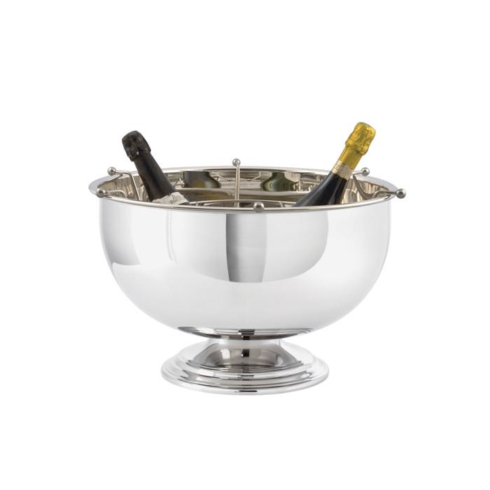 Sambonet Elite Punch bowl, 17 3/4 inch, 672 ounce