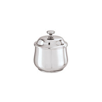 Sambonet Elite Sugar bowl with cover, 8 3/4 ounce