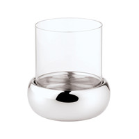 Sambonet Sphera Candle holder, 2 pcs, 4 3/4 x 5 1/8 inch