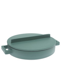 Sambonet Terra Cotto Saucepan, 2 handles with lid, Mint