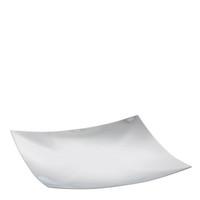 Sambonet Linea Q Square tray foglio, 9 7/8 x 9 7/8 inch