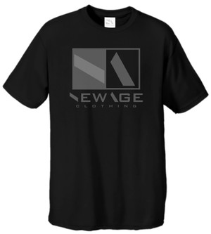New Age Clothing |  Premier  Black Cool Greys Tees
