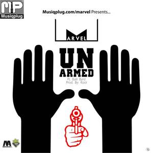 Marvel - Unarmed Cover Artwork