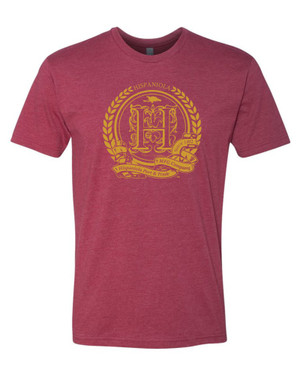 Hispaniola Port & Trade Company | Seal of Approval Unisex Vintage Wine Crew