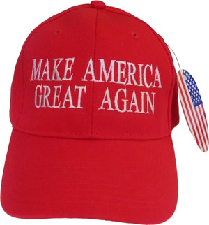"""Make America Great Again"" Red Cap"