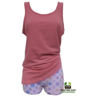 "Pipclothing - Rep Ur Hood ""561 Pattern"" Ladies Spandex Yoga Sports Shorts"
