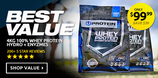 100% Whey Protein Hydro + Enzymes 4kg