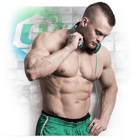 Mass Gainer Bodybuilder
