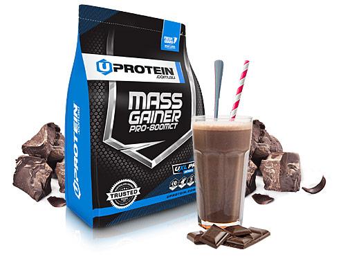 Mass Gainer Protein - Mega Choc Flavour