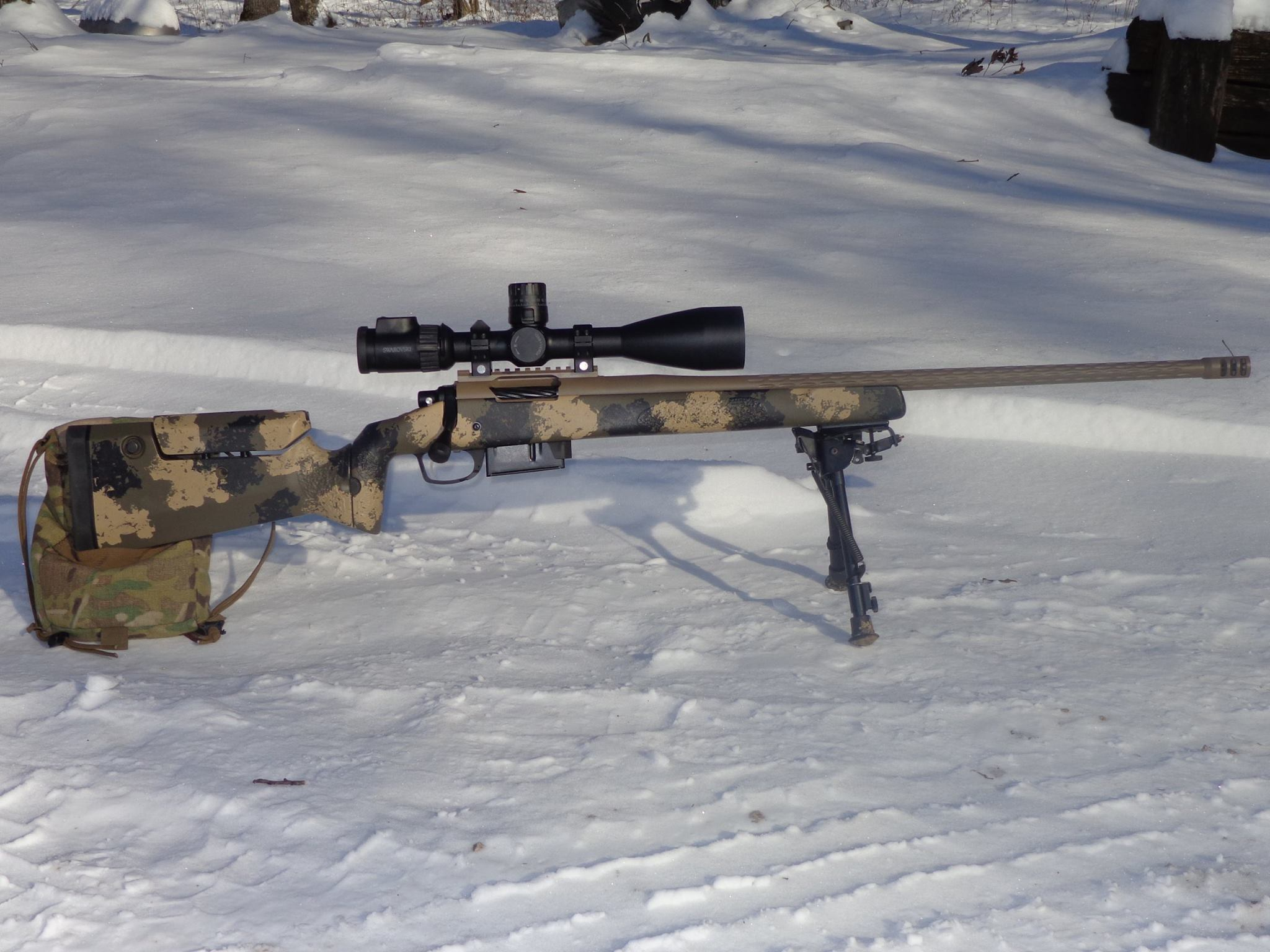 Building the most accurate rifles in the industry.