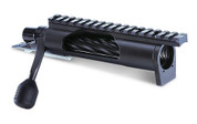 Kelbly Atlas Tactical Short Action Magnum Bolt Face w 20 moa rail