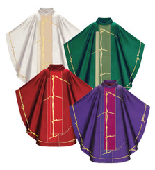 Filo di Luce Gothic Chasuble from Maestro Albano Poli Collection