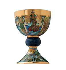 """The Genesic"" Chalice and Paten"