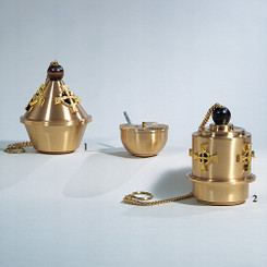 Censer, Boat and Spoon Sets