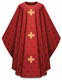 Red Chasuble