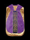 Purple Chasuble - Front