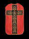 Red Chasuble - Back
