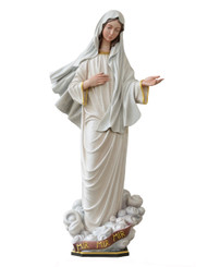 Our Lady of Medjugorje Statue