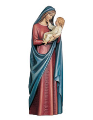 Our Lady with Child Statue 1