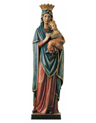 Our Lady of Perpetual Help Statue 60""