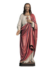 Sacred Heart of Jesus Statue 2